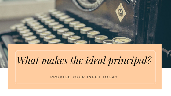 What makes the ideal Principal_